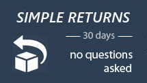 30 days simple returns
