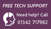 Free technical support 01342 717982
