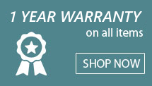 1 year full parts warranty
