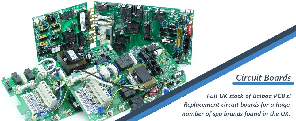Full stock of Balboa PCB's