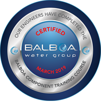 Balboa Certified Badge