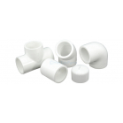 Basic PVC Pipe Fittings