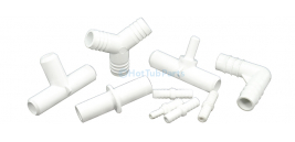 Barbed Style Pipe Fittings