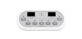HydroAir Whirlpool Bath Controls