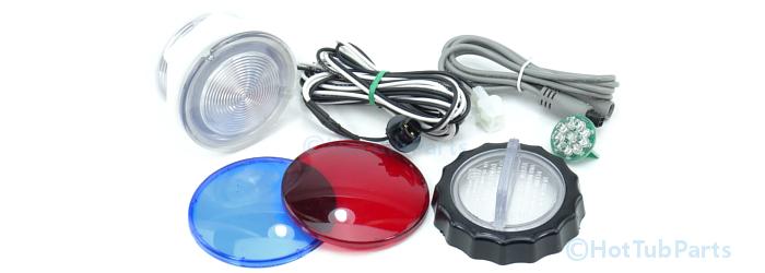 Lights, LED's & Housings