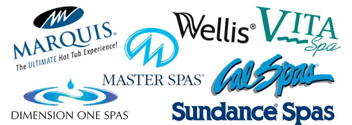 Brand Specific Spa Parts