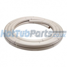 "1-1/2""_White_Flexi_Pipe"