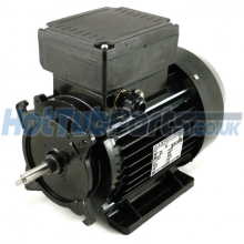 2hp 2 Speed 56 Frame EMG Motor