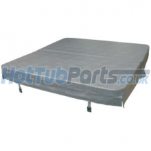 Spaform_Prestige_50_Hot_Tub_Cover_Grey