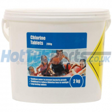 Swimmer Pool Chlorine Tablets 2kg