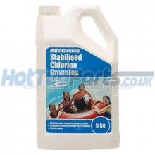 Swimmer Multifunctional Chlorine Granules 5kg