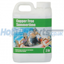 Swimmer Copper Free Summertime 2LTR