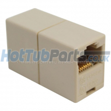 Balboa RJ45 Topside Cable Extension Coupler