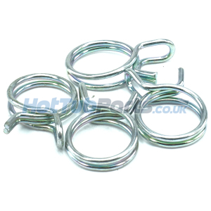 "3/4"" Steel Pipe Clamps"