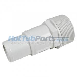 1 1/4in - 1 1/2in Connector for Intex Pool Hosing