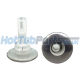 """2"""" Euro Cyclone Jet - Directional, Stainless + Grey"""