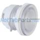 2-1/8 Inch Diameter Light Lens