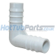 3/4 Inch Barbed 90 Degree Elbow