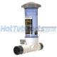 "ClearWater In-line Chlorine or Bromine Feeder (2"" Socket)"