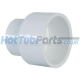 1.5 Inch - 1 inch Bell End Pipe Reducer