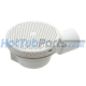 1 Inch Waterway Floor Drain - White