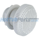 1.5 Inch Long Wall Fitting Suction Drain, White
