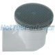 1.5 inch Waterway Low Profile 90 Suction Drain, Grey