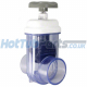 2 Inch Waterway Clear Gate Valve
